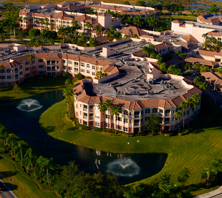 Retirement Communities Palm Beach Gardens, Florida (FL) : Devonshire at PGA National. ""